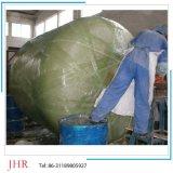 FRPのガラス繊維タンクフィラメントの巻上げ機械