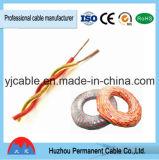 Cabo personalizado Ningbo/Shanghai do twisted pair de Rvs 2*1.5mm2