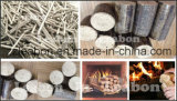 Машина брикета хорошего поршеня ISO репутации деревянная