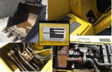 Japão PC220 KOMATSU Used Excavator com o Productive 2002 Year