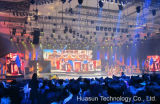 Flexible LED Video Curtain für Stage, DJ und Event Background