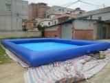 Cupola gonfiabile gonfiabile del raggruppamento del raggruppamento di acqua della piscina gonfiabile grande