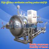 Autoclave a vapore dell'acciaio inossidabile (sterilizzatore) per alimento