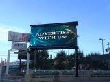 Al aire libre a todo color del LED TV de visualización de publicidad