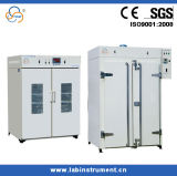 Acero inoxidable de aire forzado grande 3072L de la estufa del laboratorio de la estufa de Digitaces del Ce