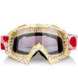 La vente en gros personnalisée tombent les lunettes de moto polarisées par adulte
