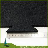 Couvre-tapis en caoutchouc de couplage extérieur de bonne qualité pour le centre de forme physique d'intérieur