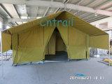 Deluxes Segeltuch-Safari-Zelt für exklusive Lager-Hütte Cst2001