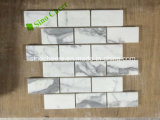 Alta Calidad Nuevos productos Mosaico de mármol blanco