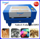 Laser Cutter do CNC Acrylic Wood do laser Cutting de Triumphlaser Leather CO2 para o MDF