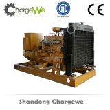 Bajo nivel de ruido bajo precio Ce ISO aprobados por la fábrica de biogás Grupo electrógeno