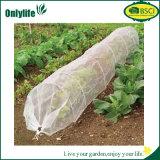 Onlylife PE 필름 야채를 위한 플라스틱 낮은 Polytunnel 정원 온실