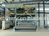 Tela no tejida semiautomática de los PP Spunbond que hace la máquina