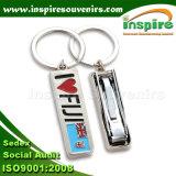 Резец ногтя с кольцом металла ключевым для подарков
