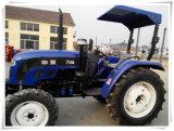 трактор 55HP 65HP 75HP с аттестацией навеса и Ce