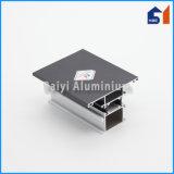 Perfil de aluminio de la protuberancia del estilo europeo y americano