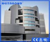 Panneau en aluminium de Sandwish pour le mur Curtaion de l'usine d'ACP de la Chine
