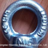 DIN582 Geplateerde het Zink van het Staal van de Noot van het oog