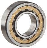 Cuscinetti a rullo cilindrici di singola riga di stile del NU senza flange nell'anello interno