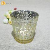 Antiker Bell-Glas-Kerze-Halter