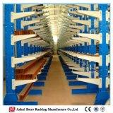 Nanjing-Lager-freitragende Zahnstange für Industrie-Lager-Racking-Systems-freitragende Hochleistungszahnstangen