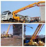 Bomba concreta montada caminhão da alta qualidade, concreto da bomba hidráulica, concreto