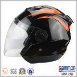 헬멧 (OP201)를 경주하는 절반 마스크 모터바이크