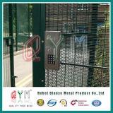 Subida anti y valla de seguridad anti del acoplamiento del corte Fence/358/los paneles de acoplamiento soldados prisión de alambre
