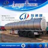 수출을%s 반 38 Cbm 가연 광물 탱크 트레일러