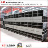 Qualitäts-rechteckiges hohles Kapitel-Stahlrohr