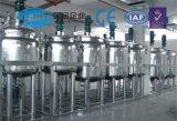 Jabón y máquinas detergentes de la fabricación
