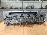 A cabeça de cilindro do ferro de molde 6CT8.3 para o motor Diesel de Cummins com CNC fêz à máquina 3973493/3936180/3802466