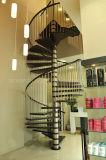 二重螺旋の螺線形階段または木の螺旋階段デザインまたはカスタム木製の螺旋階段の製造業者