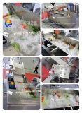 Máquina de lavagem da arruela da fruta vegetal Multifunction aprovada do CE, equipamento de lavagem da máquina da limpeza do alho-porro do repolho da alface (gerador do ozônio opcional)