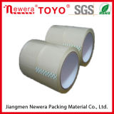 BOPP cinta marrón o transparente para el embalaje de lacre del cartón