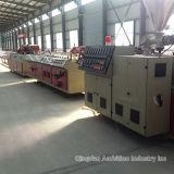 65/132 machine d'extrusion de bois de construction de WPC