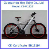 Montagna Ebike Bike con Down Tube Battery in The Frame