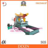 Máquina de empilhamento de aço da bobina da cor