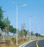 Lumière solaire Integrated de vente chaude de la Chine dans le réverbère solaire extérieur