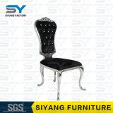 Hotel-Möbel-Bankett-Stuhl-Metallstuhl-Verteiler, der Stuhl speist