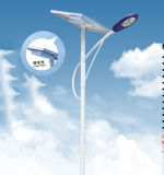 IP65 éclairage extérieur Integrated de la qualité 20W 30W-200W dans le réverbère solaire