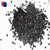 Il nero Masterbatch del soddisfare di nero di carbonio di 25% per il sacchetto di immondizia