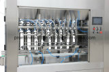 Автоматический линейный тип машина солнцецвета/оборудования оливкового масла разливая по бутылкам