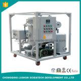 L'olio lubrificante del purificatore di grande viscosità dell'olio lubrificante di Gzl-300China ricicla la strumentazione di pulizia dell'olio idraulico della macchina (iso)