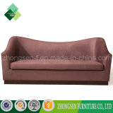 Komfort-Hotel-Möbel-Wohnzimmer-Sofa gepolstertes Sofa auf Verkauf