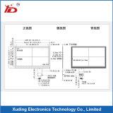 """Comitato di tocco capacitivo di alto pollice di sensibilità 5.0 """" per TFT-LCD"""