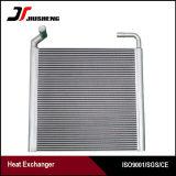 Refrigerador de petróleo para o tipo cambista da aleta de Kobelco de calor