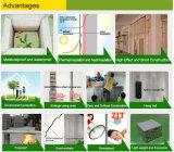 Легкая панель стены сандвича доски силиката кальция установки с EPS/Cement/Sand
