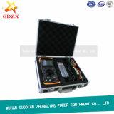 Verificador dobro 100mA-10A da braçadeira do medidor do volt-ampere da fase das braçadeiras de Digitas (SMG2000E)