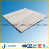 Naturel Marmorbienenwabe-Panel für Gebäude-Wand-Umhüllung
